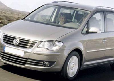 VW Touran 1.9 TDI (7 sedišta)