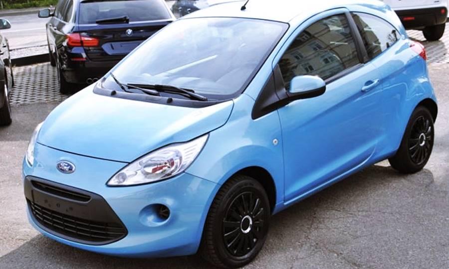 Novo u ponudi: Ford Ka 1.2