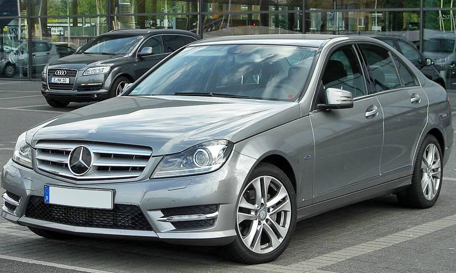 Rent a Car Aerodrom Beograd - Mercedes C klasa 220 cdi