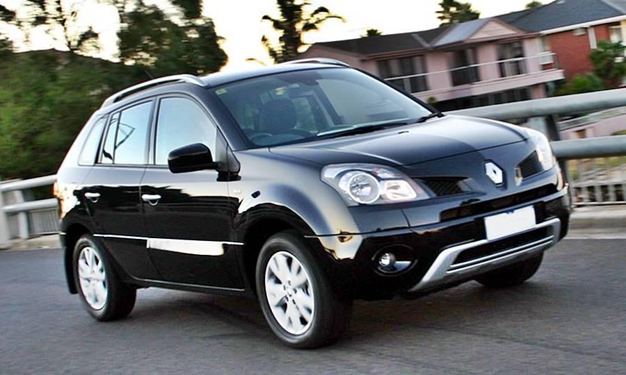 Renault Koleos 2.0 dizel 2011