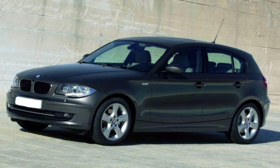 BMW 1 Rent a Car Aerodrom Beograd
