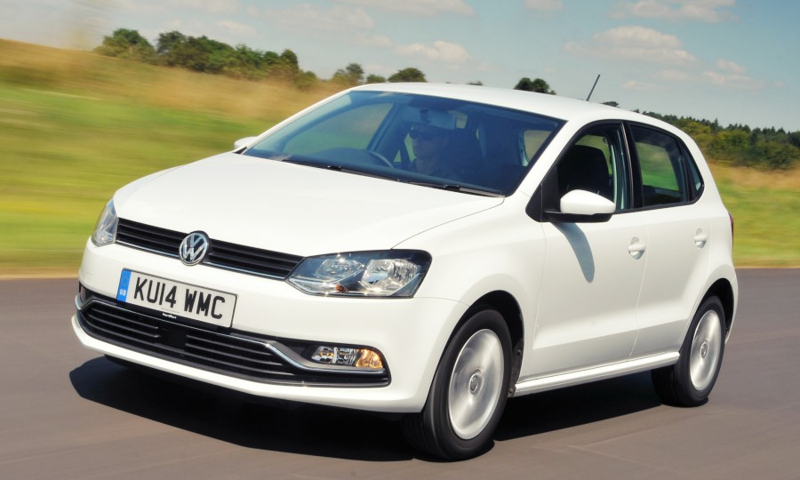 VW Polo - Rent A Car Aerodrom
