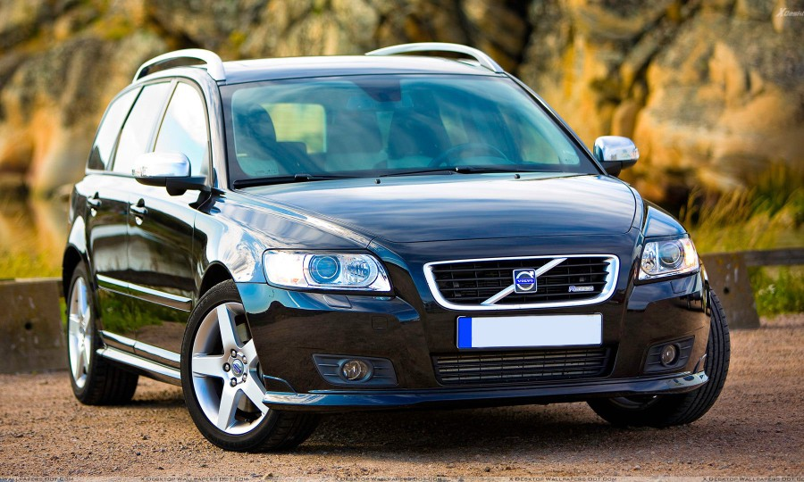 Volvo V50 2010 SW - Rent A Car Aerodrom