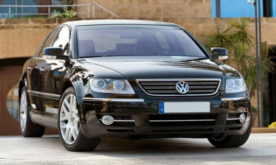 Volkswagen Phaeton 2008 3.0 tdi Rent a car Aerodrom Beograd