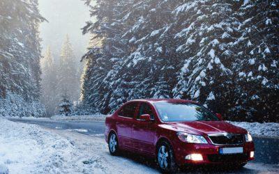 Saveti za bezbednu vožnju po snegu i ledu