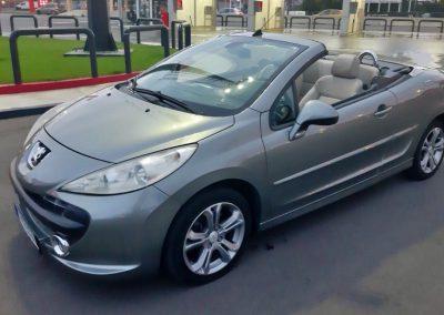 Peugeot 207 CC Cabriolet 1.6